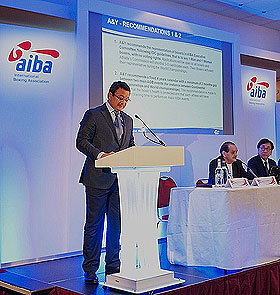 AIBA international boxing conference, 2016