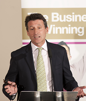 Seb Coe - CVC press conference support