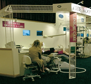 Boots Dental Healthcare Stand