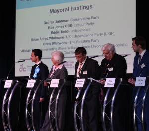 Mayoral Hustings 2017 Doncaster