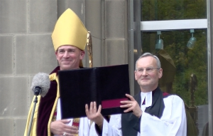 The Ordination of the Bishop of Sheffield, 2017