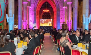 Sheffield Chamber of Commerce, Sheffield Cathedral, President's Dinner 2015